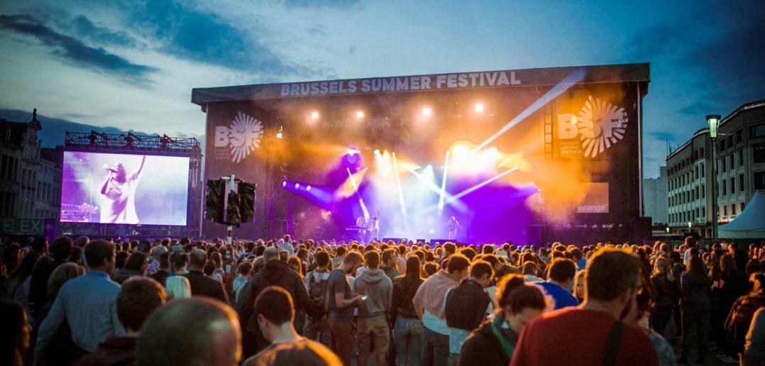 Les premiers noms du Brussels Summer Festival 2018 sont là 1