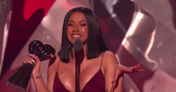 cardi-b-nouvel-album-avril-2018-iheartradio-music-awards