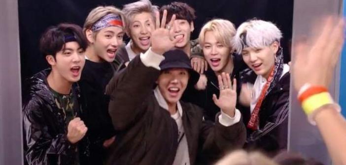 En attendant les concerts, découvrez BTS en live chez Ellen