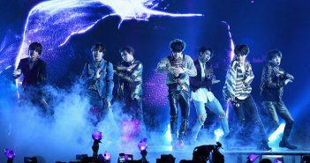 BTS Speak Yourself concert à paris stade de france juin 2019