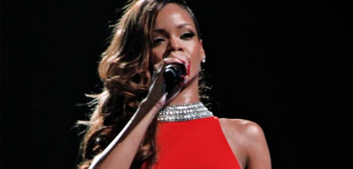 Sur Instagram, Rihanna nous dit qu'elle est en studio avec Pharrell Williams !