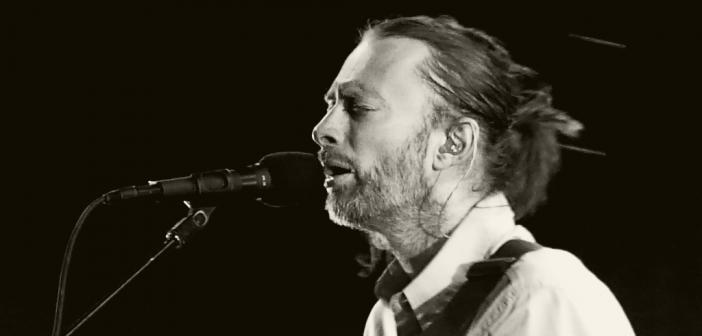 Thom Yorke débarque en Europe avec l'inédit «The Axe»