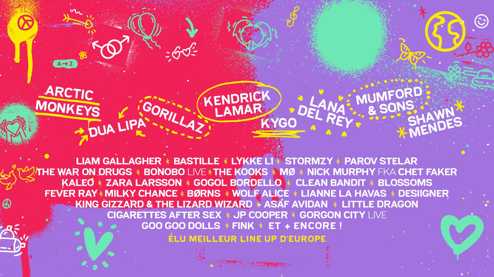 sziget-festival-line-up-2018-complet