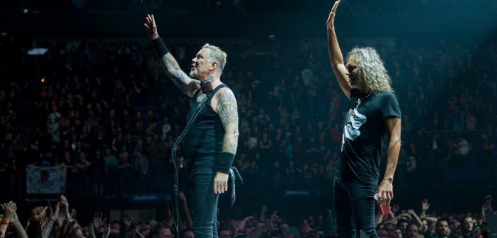 Préparez-vous : Metallica s'offrira le Stade de France en mai 2019 !