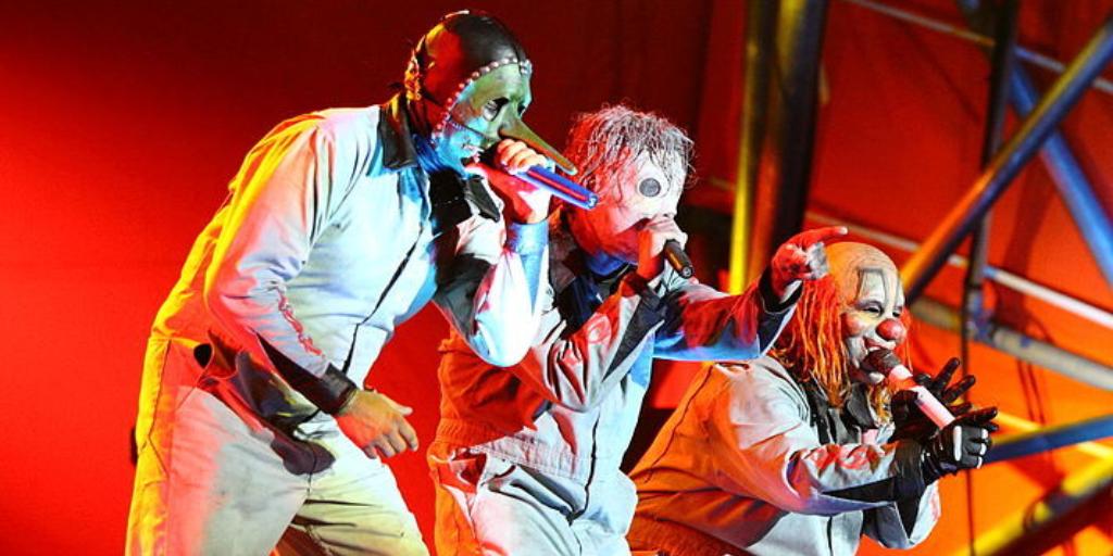 slipknot concert lyon paris 2020