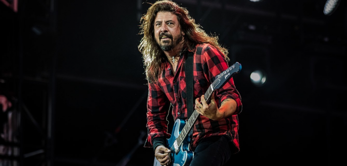 dave grohl now i'm alone
