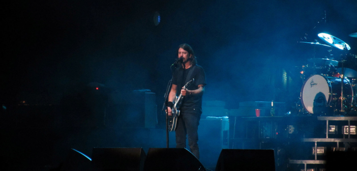 dave grohl pompiers barbecue