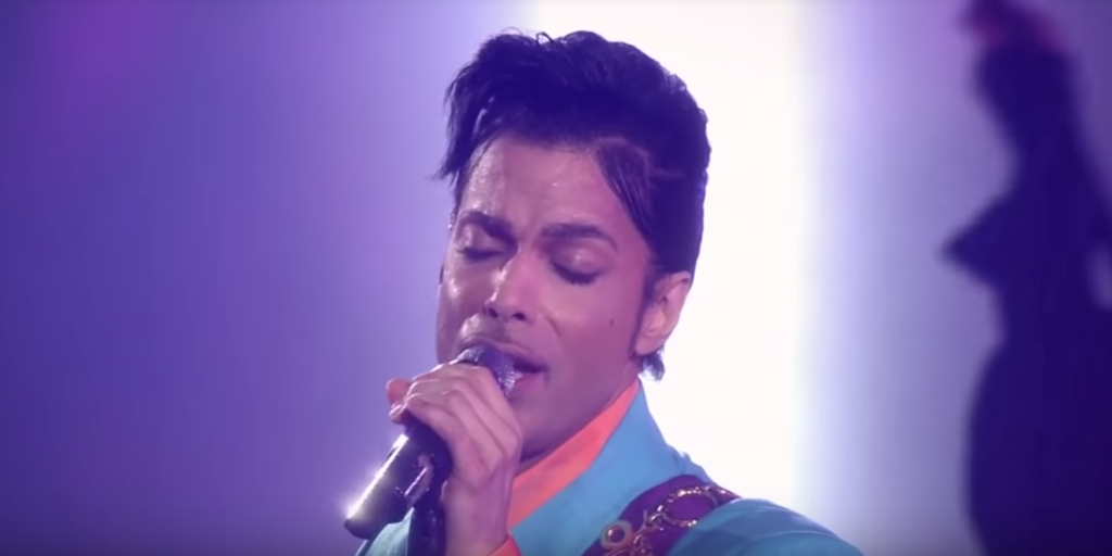 prince documentaire