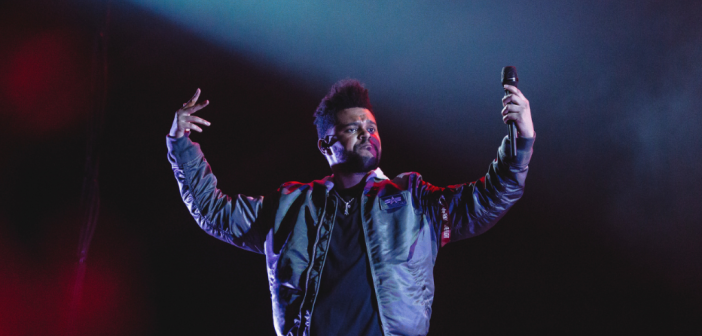 The Weeknd en concert à l'AccorHotels Arena de Paris en novembre 2020 avec le «After Hours Tour»