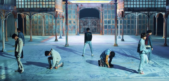 bts histoire k-pop