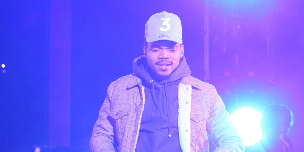 chance the rapper titres inedits