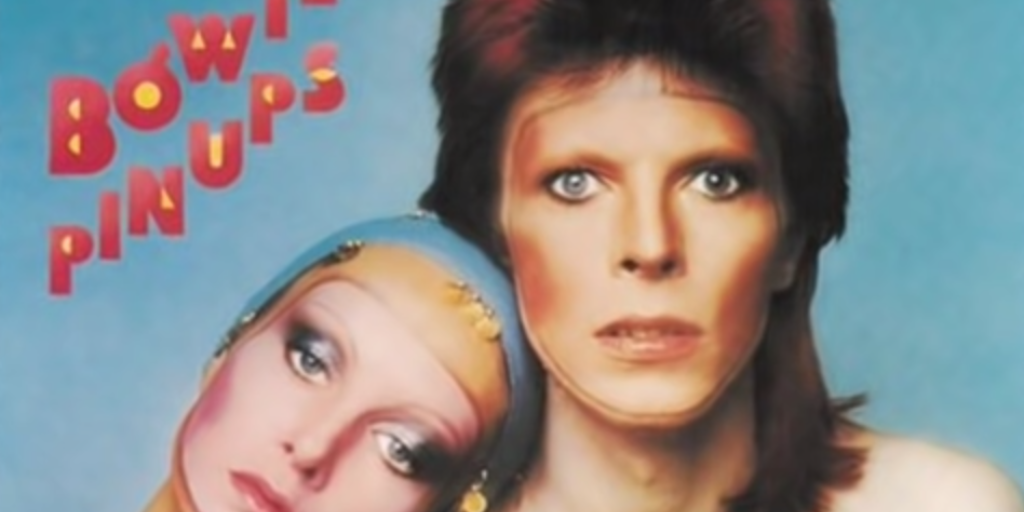 david bowie calendrier