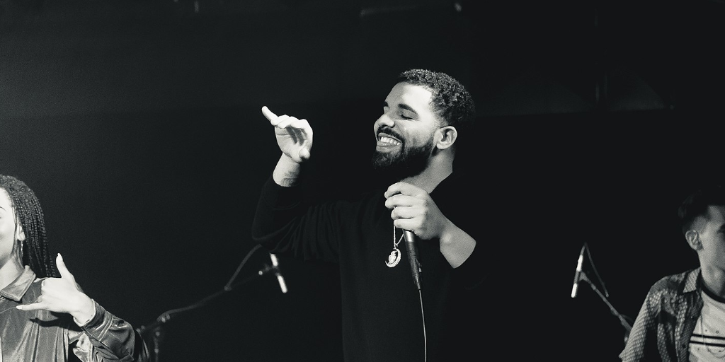 drake concert paris mars 2019