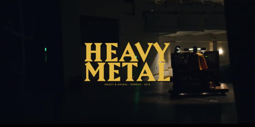 justice heavy metal