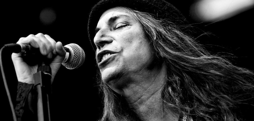Patti Smith en concert à Nice et à Marseille
