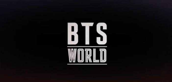 """Le teaser du jeu """"BTS World"""" vient enfin d'être dévoilé !"""