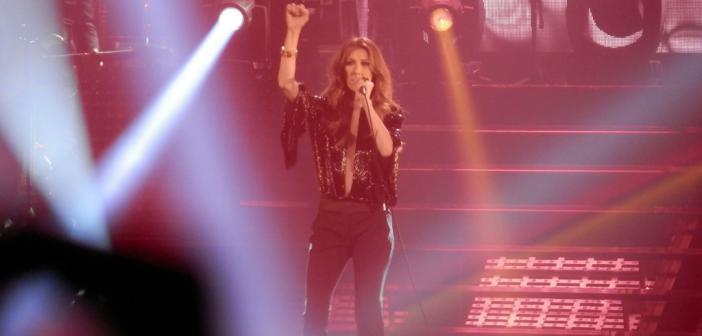 Céline Dion reporte ses 6 concerts du «Courage Tour» à la Paris Défense Arena en mars 2021 !