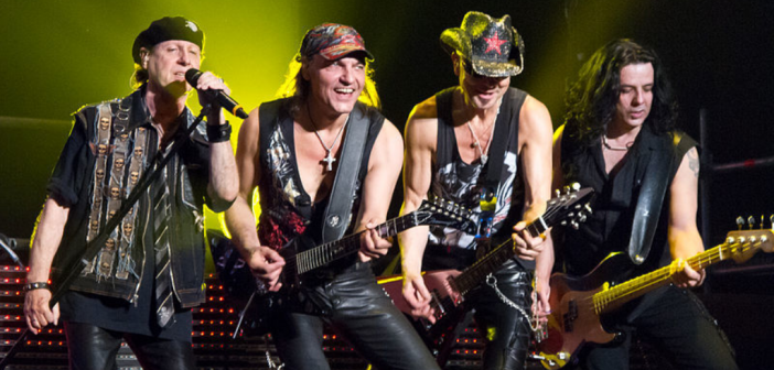 Scorpions annonce la sortie prochaine d'un album inédit