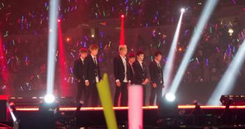 BTS concerts france