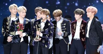 bts succes groupe k-pop