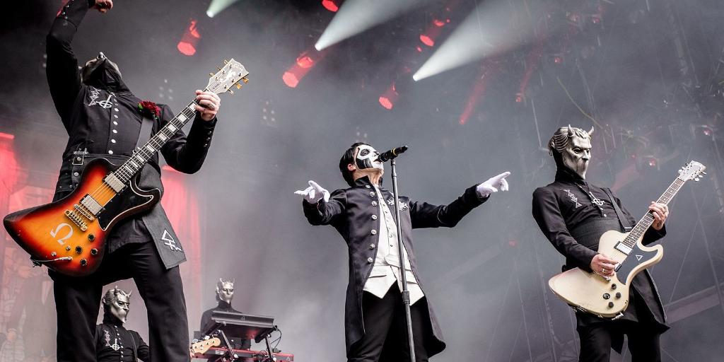 ghost concert toulouse nantes strasbourg 2019 décembre