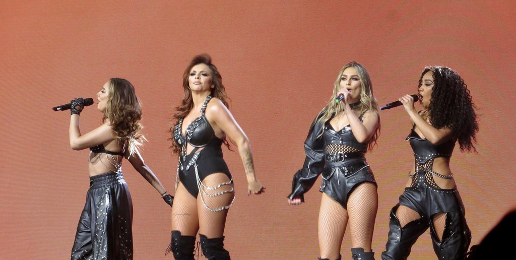 Little Mix concert Paris septembre 2019 prix réservations