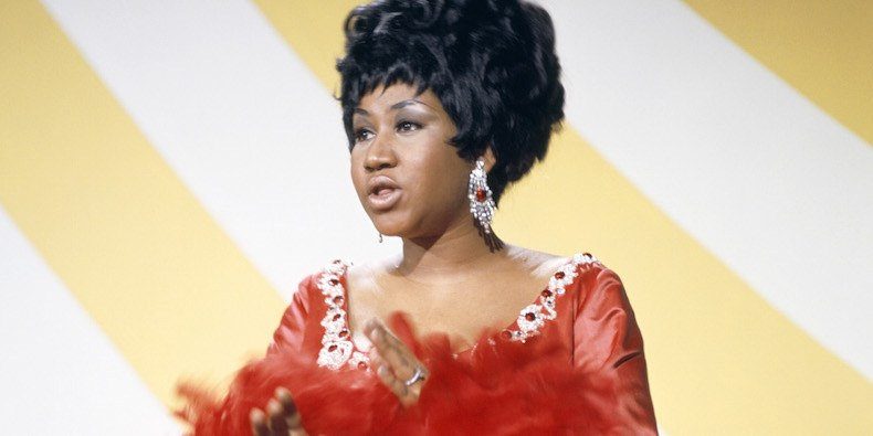 Aretha Franklin nouveau film documentaire archive