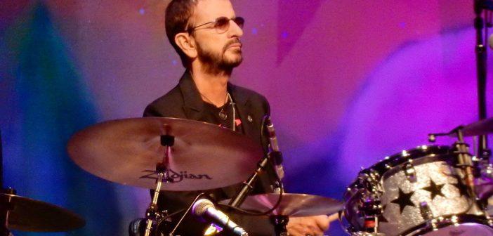 Ringo Starr de retour en studio pour un nouvel album !