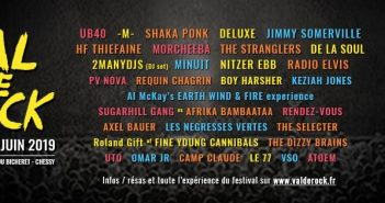 Val de Rock : découvrez la programmation complète du festival