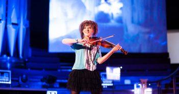 La violoniste Lindsey Stirling en concert à Bordeaux en 2019 ! 1