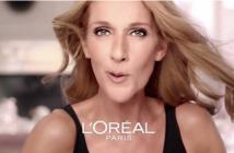 Céline Dion pub L'Oreal Respect