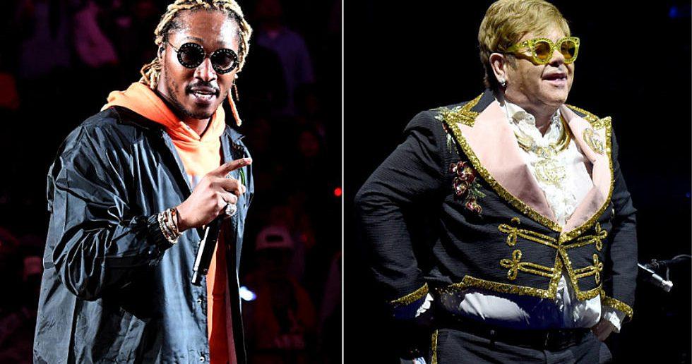 Le rappeur Future et Elton John réunis pour un titre en 2019