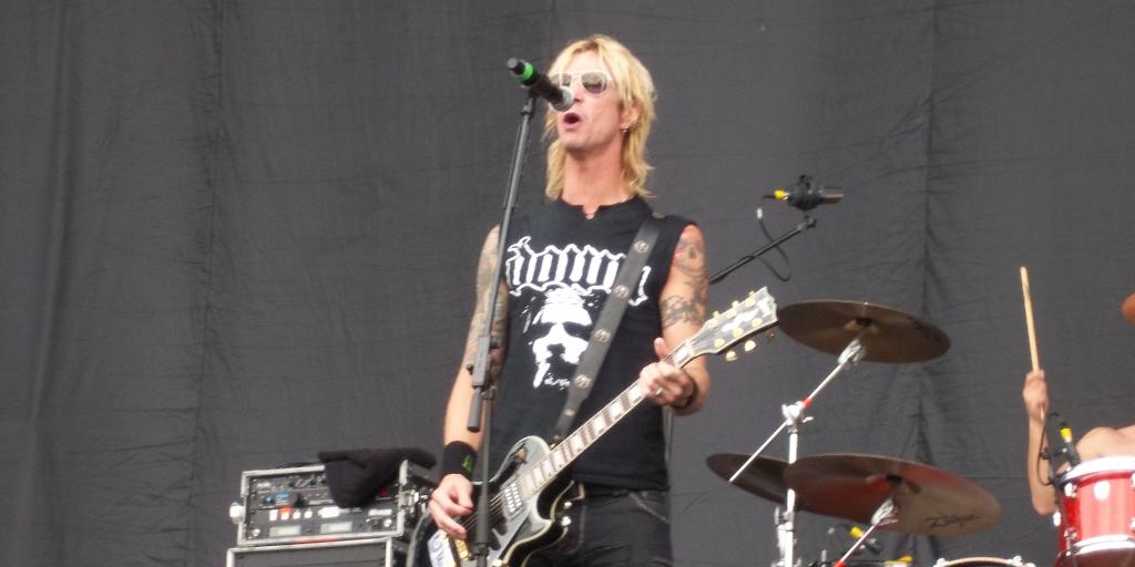 Duff McKagan concert paris trabendo septembre 2019 prix et réservation ticket billet