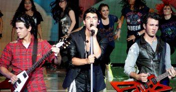 Jonas Brothers concerts paris Montpellier février 2020 prix réservation billets places tournée