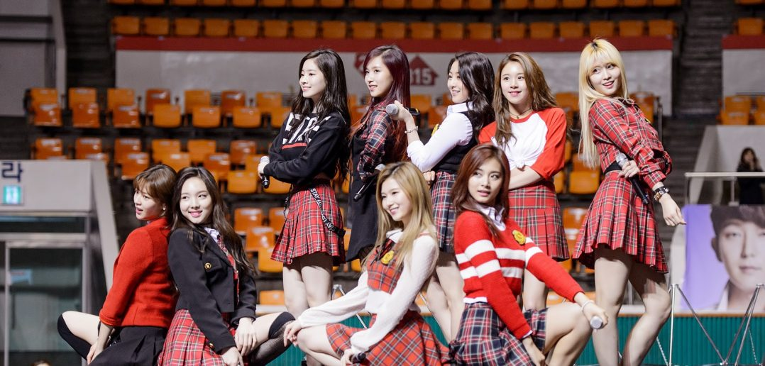 Twice en tournée americaine concert france paris 2019