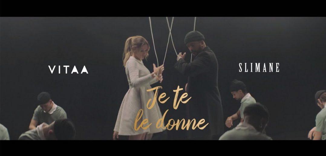 Vitaa et Slimane en tournée dans toute la france concert prix billets reservations