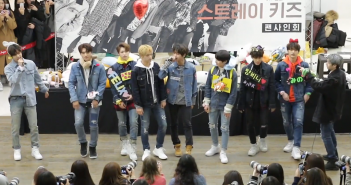 Stray Kids concert Paris juillet 2019