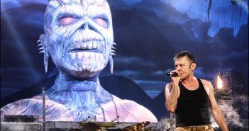 Iron Maiden concert Paris Nanterre Defense Arena mai 2020