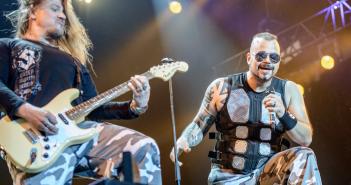 Sabaton en concert à Paris Zenith février 2020 info réservation