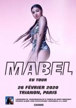 Découvrez Mabel en concert à Paris en février 2020 !