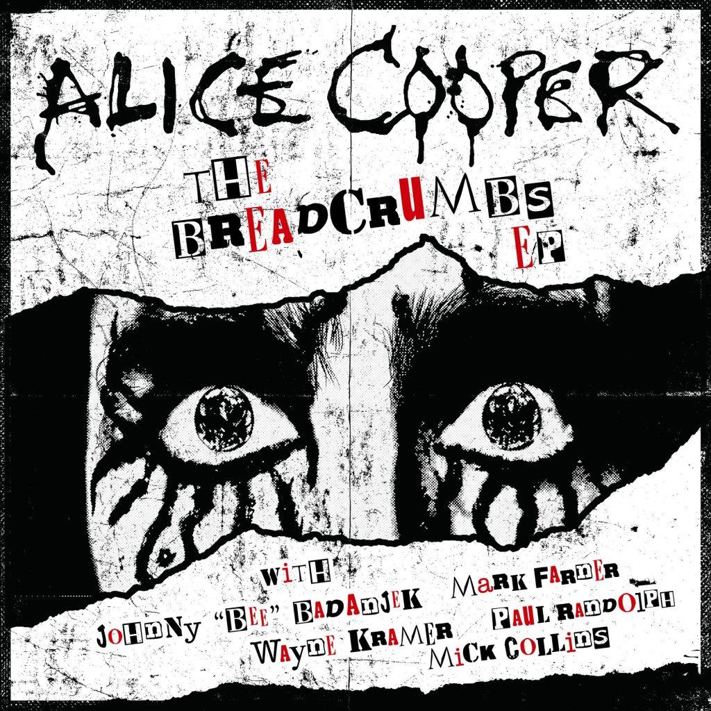 Alice Cooper de retour avec un nouvel EP