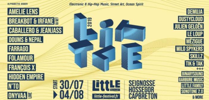 Pour un été musical au bord de l'Océan, rendez-vous au Little Festival