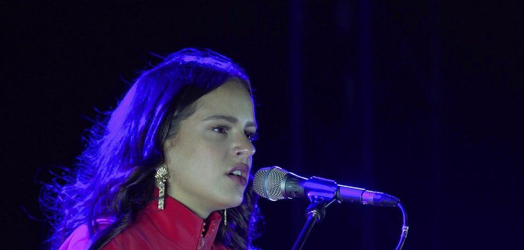 Rosalia concert salle pleyel paris décembre 2019