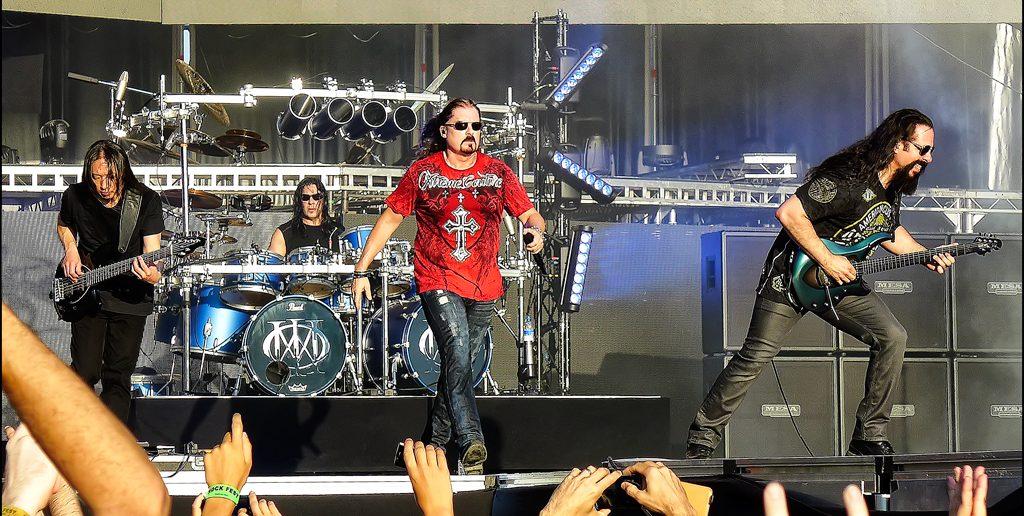 Dream Theater concert paris lyon janvier février 2020