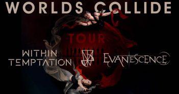Evanescence et Within Temptation se rejoignent le temps d'une tournée européenne ! 2