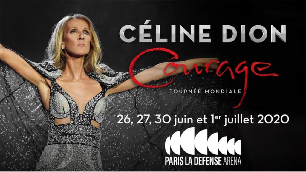 Céline Dion à Paris : Les prix et catégories dévoilés. 2