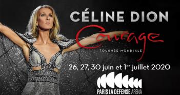 Céline Dion à Paris : Les prix et catégories dévoilés. 1