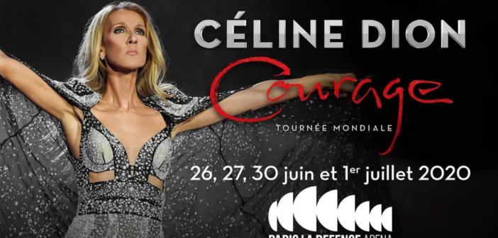 Céline Dion en concert à Paris en 2020 : c'est officiel !