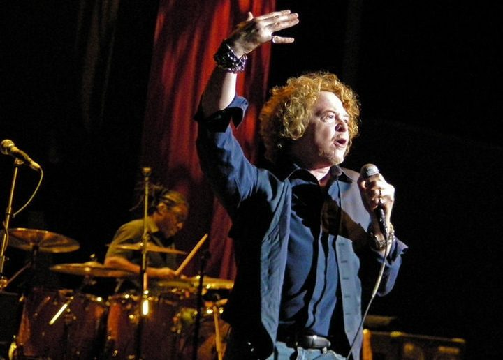 Simply_Red_concert paris france novembre 2020