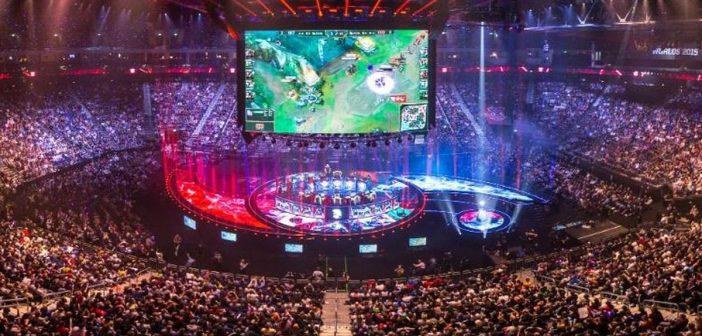 La grande finale du mondial 2019 de League Of Legends se déroulera à Paris en novembre !